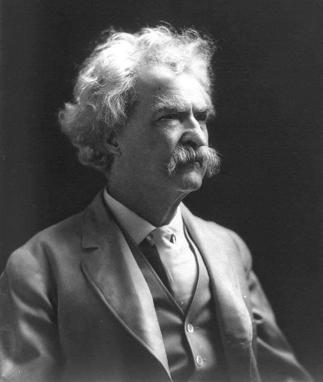 Mark Twain Zitate