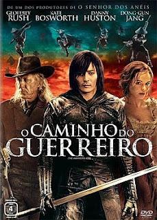 Filme Poster O Caminho do Guerreiro DVDRip XviD Dual Audio & RMVB Dublado