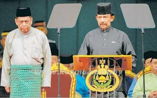 Sulatan Brunei, Hukum Hudud
