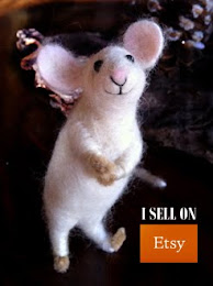 Check Out My Needle Felted Animals