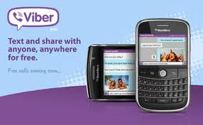 Viber for BlackBerry Available in Beta