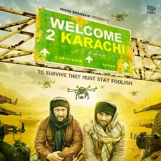 Lalla Lalla Lori - Welcome To Karachi