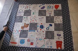 Ollebol en muis cadeautje voor de juf - Gemengde babykamer idee ...