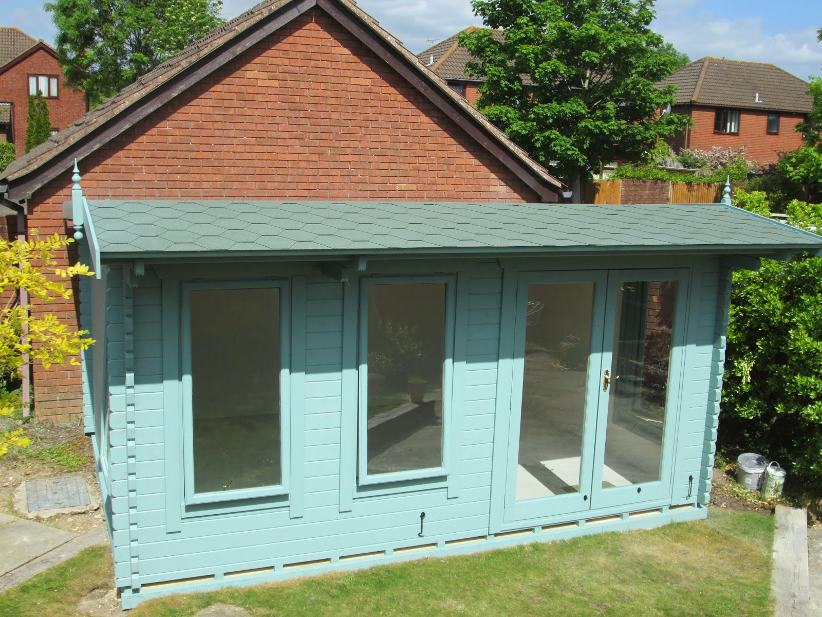 Southwick 39 S Garden Offices May 2015