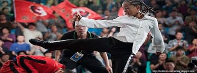 couverture facebook karate kid