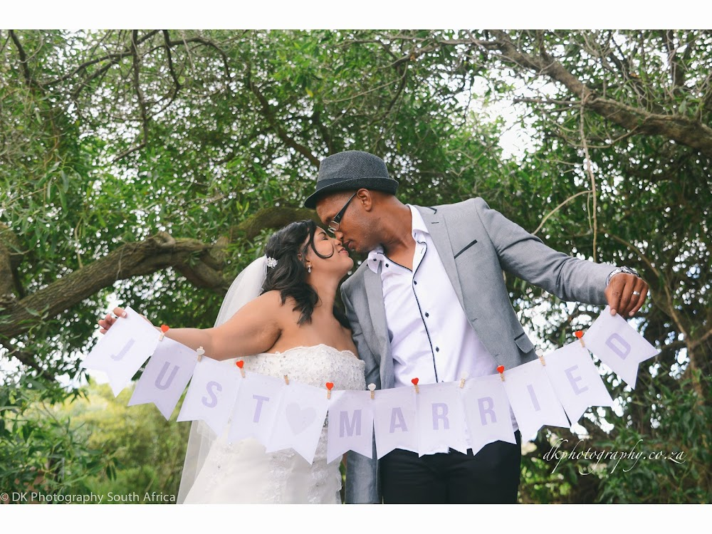 DK Photography last+blog-68 Charlene & Joshua's Wedding in Rondevlei Nature Reserve  Cape Town Wedding photographer