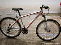 Sepeda Gunung Trinx MA2.8D 21 Speed Shimano EF-40 Rapid Fire Rangka Aloi 26 Inci