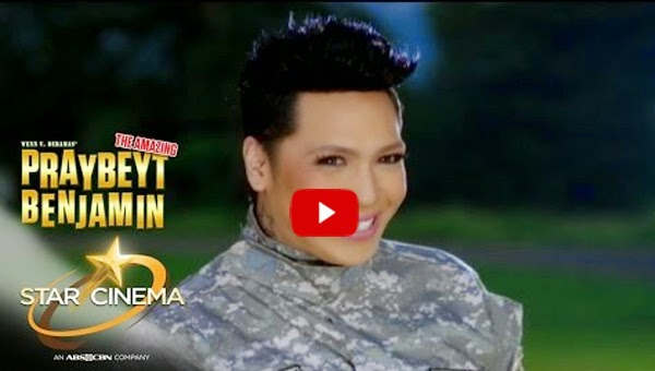 Full trailer of The Amazing Praybeyt Benjamin starring Vice Ganda