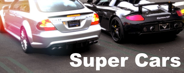 スーパーカーとは