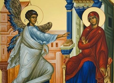 Evagelismos tis Theotokou