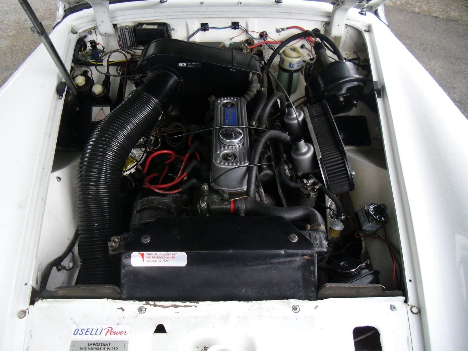 midget a series main bearings same as mini
