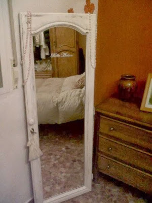 Reciclado de una puerta de armario decoracion - Armario una puerta ...