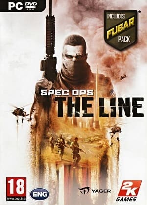Spec Ops - The Line Jogos Torrent Download capa