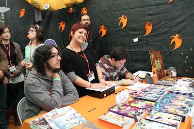Stand Cyrano Comics Lucca 2012