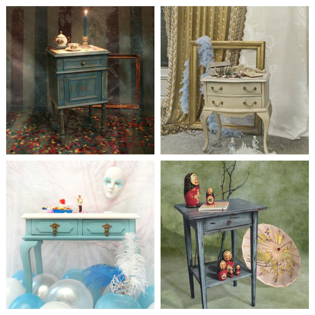 Dubrasen dise o interior muebles vintage for Muebles diseno vintage
