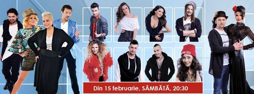Te Cunosc De Undeva ! Antena 1 LIVE online concurenti video reluare transformari