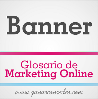 Banner | Glosario de marketing Online
