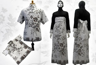 baju batik couple 2013