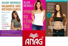 Knihy Jillian Michaels v češtině