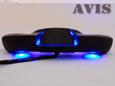 Аудиосистема для мопеда/ скутера AVIS AVS410MP