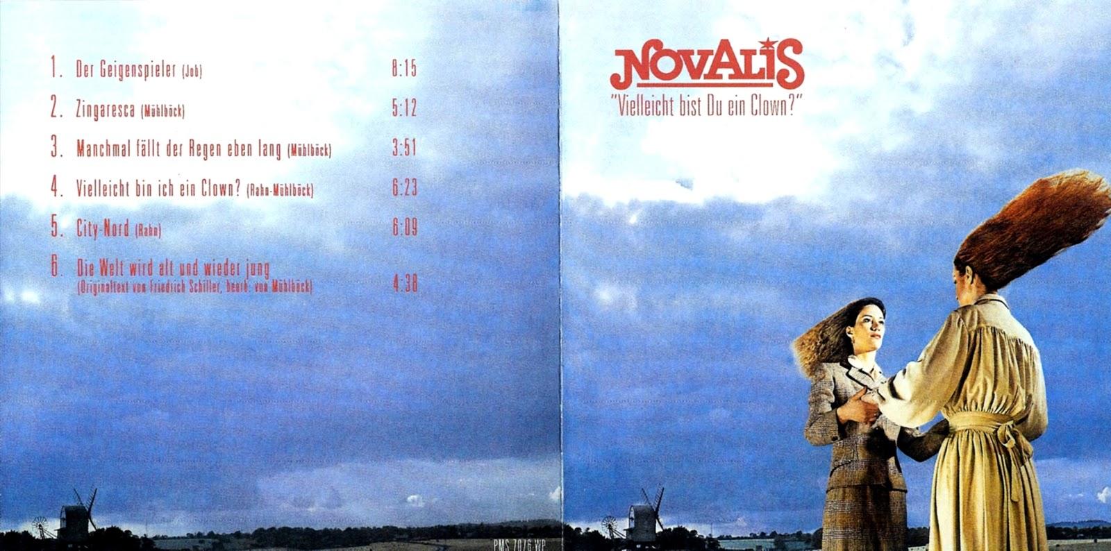 Novalis Vielleicht Bist Du Ein Clown