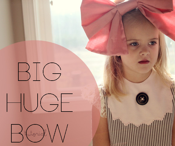 huge+bow+tutorial i like big bows this is a bow! ((a huge bow tutorial))