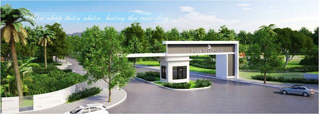 Park Riverside | Bán nhà phố biệt thự Park Riverside Quận 9