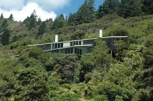 Apple Bay House by Parsonson Architects ltd Design