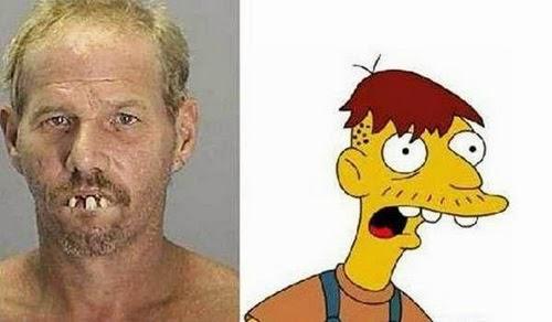 Acho que vejo semelhanças!