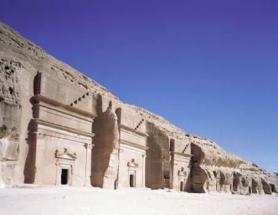 Mada'in Saleh Travel World