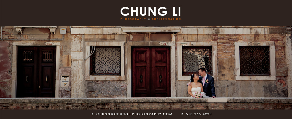 San Francisco Wedding Photographer | Chung Li  Photography