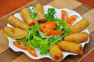 Vietnamese Vegetarian Eggrolls Recipe (Nem rán chay)