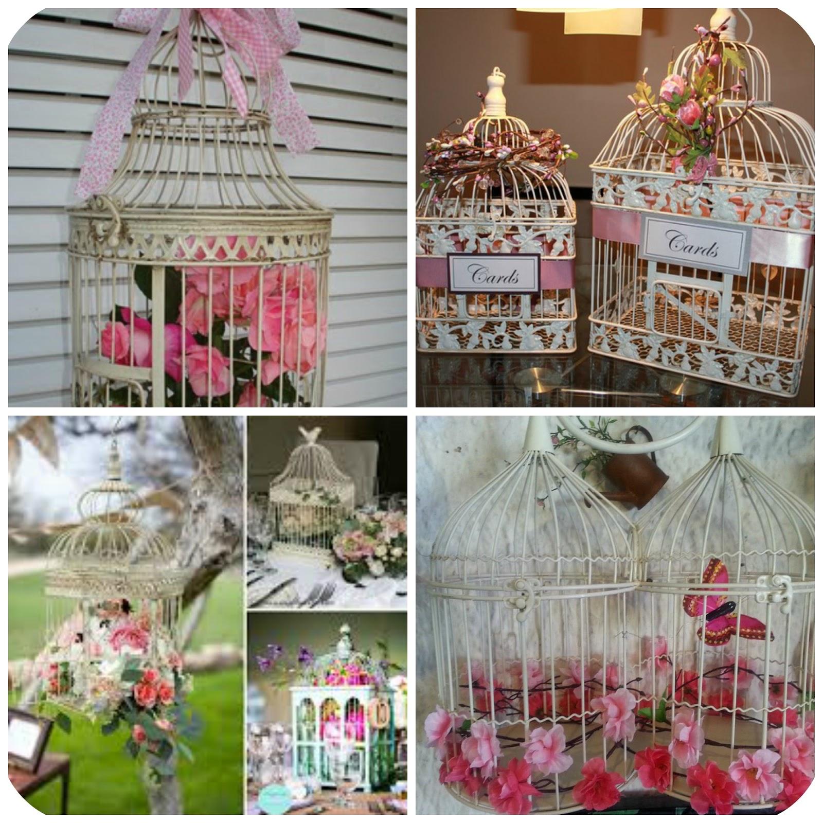 Lascositasdelamparita vintage cage - La casa vintage ...