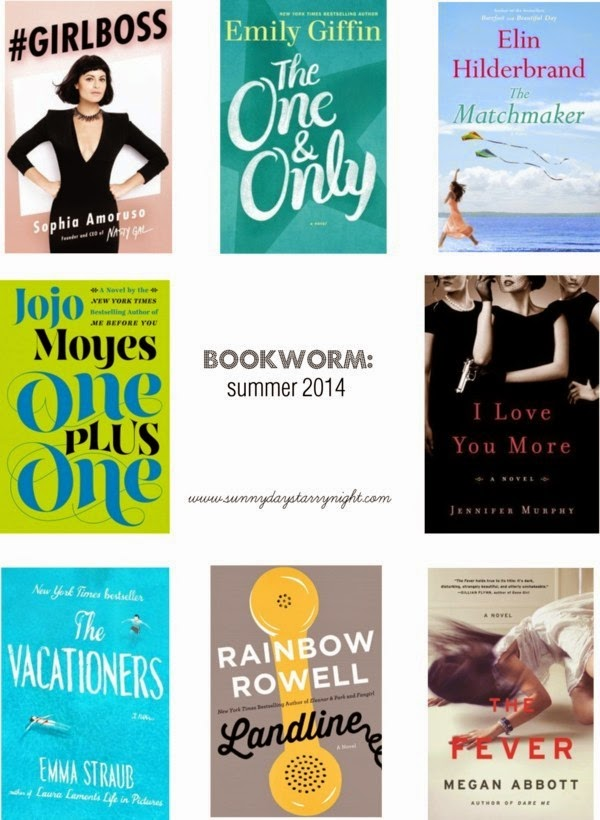 Summer 2014 Reading List