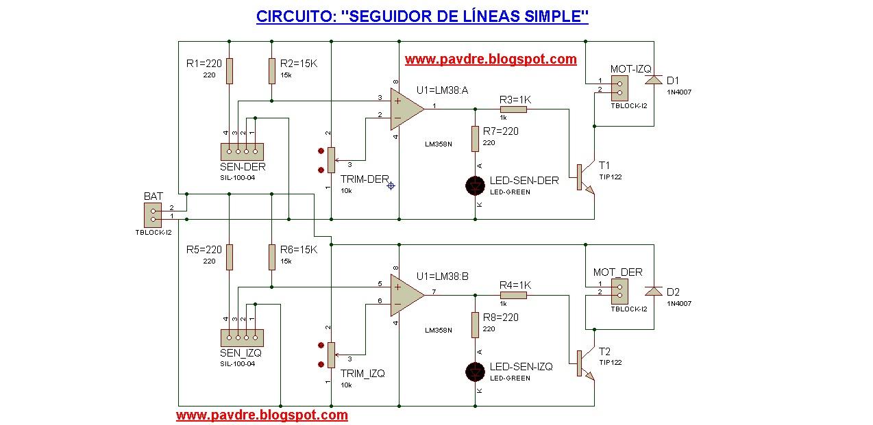 Chasis De Robot 2wd, Chasis De Carro 2wd, Chasis Seguidor