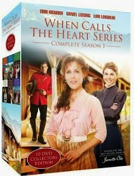 Giveaway: When Calls The Heart Season 1 DVD set