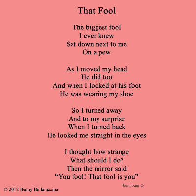 Short Poems That Rhyme Funny