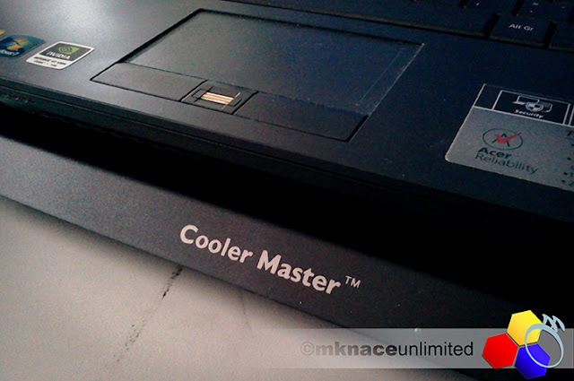 mknace unlimited™ | New Gadget | Cooler Master NotePal C1