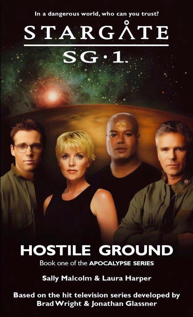 Stargate SG-1: Hostilce Ground cover