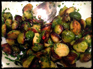 Recipe: Momofuku roasted brussels sprouts (with fish sauce)