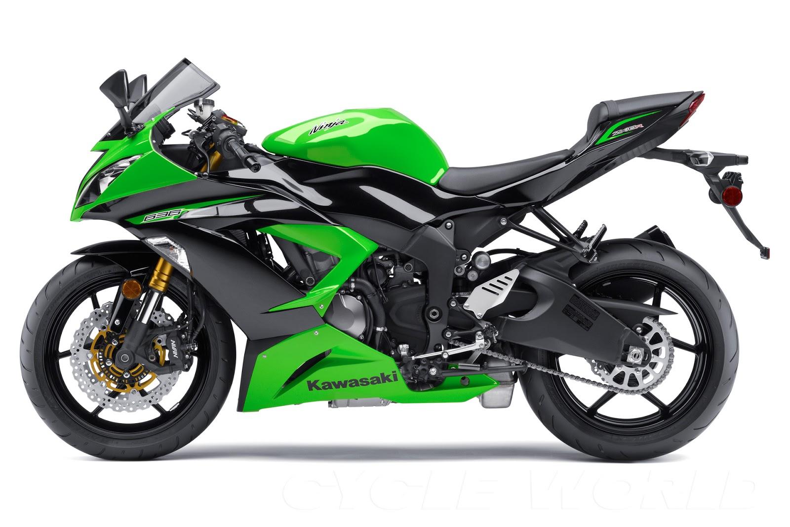koleksi motorsport garang terbaru 2013