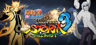Download Naruto Shippuden Ultimate Ninja Storm 3 Full Burst PC - RELOADED