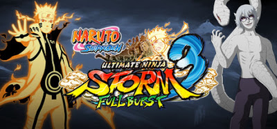 Download Naruto Shippuden Ultimate Ninja Storm 3 Full Burst PC - RELOADED