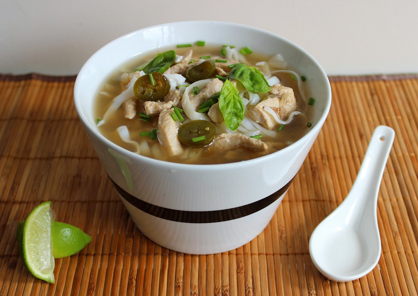 PicNic: Chinese Five Spice Chicken Noodle Soup