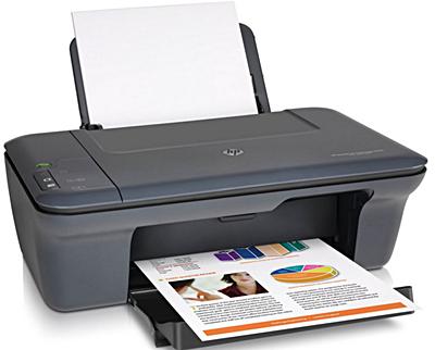 HP Deskjet Printer Driver Download