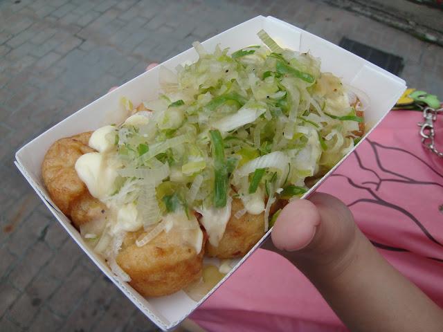 第八蛸華丸 章魚燒