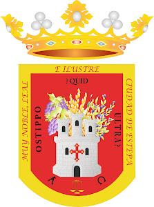 Escudo de Estepa (Aguilar y Cano, 1886)