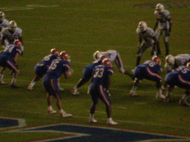 At the Swamp! 9/6/08 Miami (FL) vs Florida