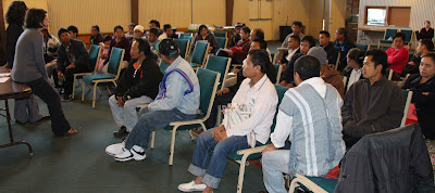 BRFN – Outreach to educate workers rights to Burmese migrant community