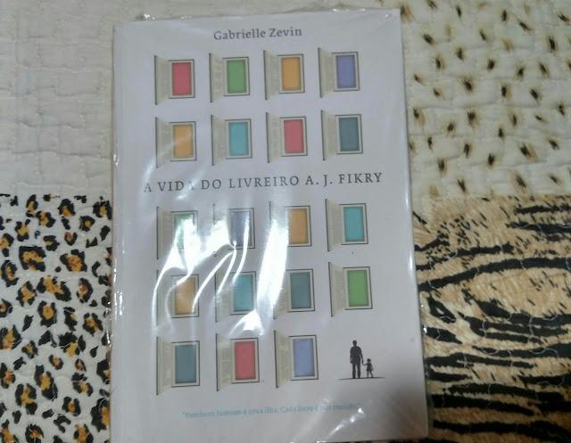Livro Grátis A Vida do Livreiro A. J. Fikry - Gabrielle Zevin